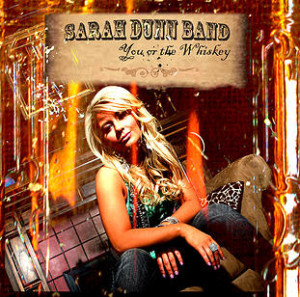 Sara Dunn Band Album Cover